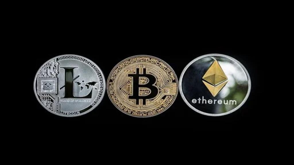 Jetons de cryptomonnaies