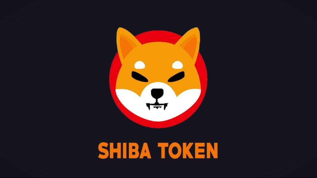 Logo de la crypto-monnaie Shiba Inu surnommée Dogecoin Killer