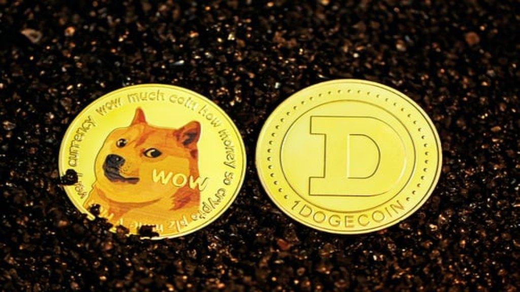 Pièces de Dogecoin