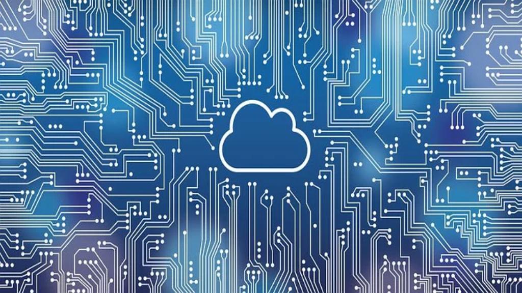Représentation d'un cloud